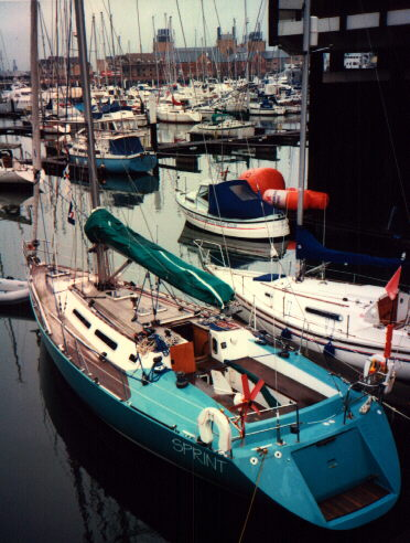 43 Ft Fast Ocean Cruising Yacht - (Custom) in Portsmouth Harbour