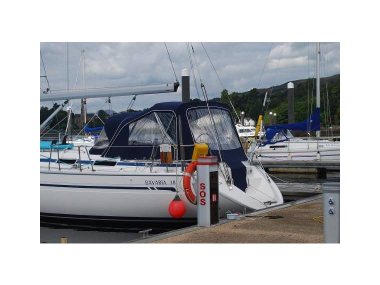Bavaria 38 2004 needs an experienced buddy