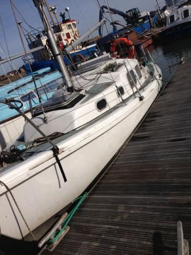 Need help with Boat Project! And Sailing!